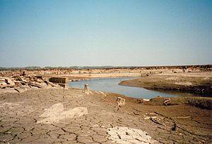 Bautzen Reservoir - Image: Talsperre Bautzen 1997 1