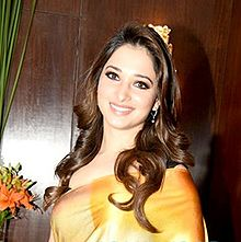 Tamannaah Bhatia at Lakme Fashion Week 2015.jpg