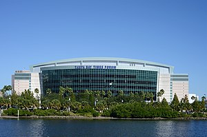 Das Tampa Bay Times Forum in Tampa (November 2013)