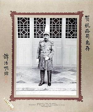 Tan Haoming - Tan Haoming(1918)