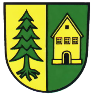 Tannhausen - Image: Tannhausen wappen