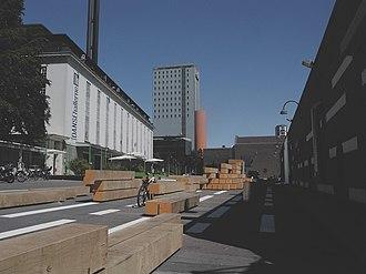Fotografisk Center - The Tap E building