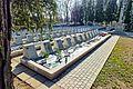 Tarnów - Krzyż - kwatera żołnierzy Armii Czerwonej - 3.jpg