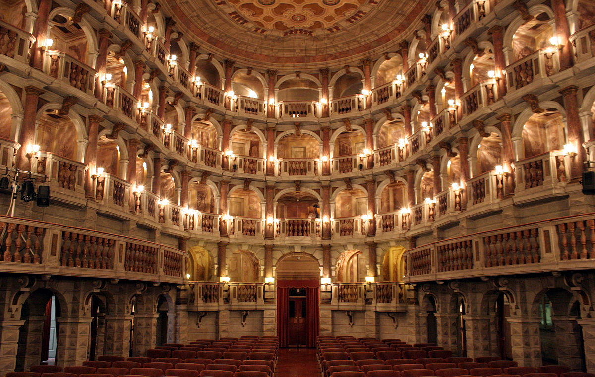 Teatro bibiena wikipedia - Architetto mantova ...