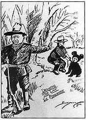 Teddybear cartoon