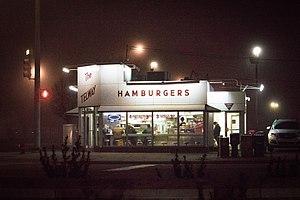 Madison Heights, Michigan - Telway at John R and 11 Mile Road.