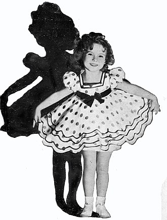Academy Juvenile Award - Shirley Temple was honored at the 7th Academy Awards, honoring film achievements in 1934.