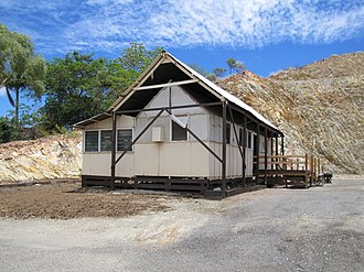 Tent House, Mount Isa - Tent House, 2013