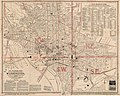 """The """"Standard guide"""" up-to-date ready reference map of Washington - to accompany the """"Washington standard guide"""" LOC 80693331.jpg"""