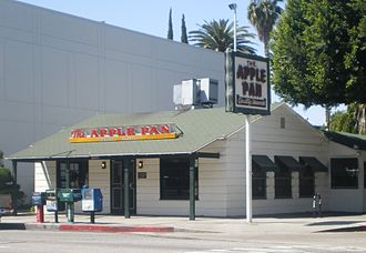 The Apple Pan - The Apple Pan, 2008