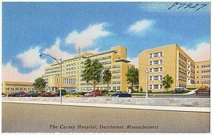 Carney Hospital - Image: The Carney Hospital, Dorchester, Massachusetts (87927)