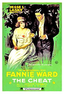 1915 film by Cecil B. DeMille