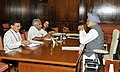 The Chief Minister of Kerala, Shri Oommen Chandy meeting the Prime Minister, Dr. Manmohan Singh, in New Delhi on March 13, 2013.jpg