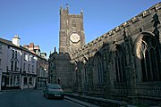 The Church of St Mary Magdalene - geograph.org.uk - 320666