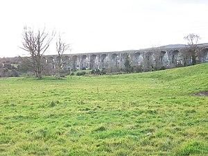 Craigmore Viaduct - Image: The Craigmore Viaduct geograph.org.uk 1058101