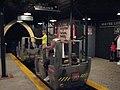 The Dark Knight Coaster loading at Six Flags Great America.jpg
