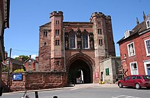 The Edgar Tower, Worcester - geograph.org.uk - 503034.jpg
