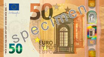 Billet De 50 Euros Wikipedia