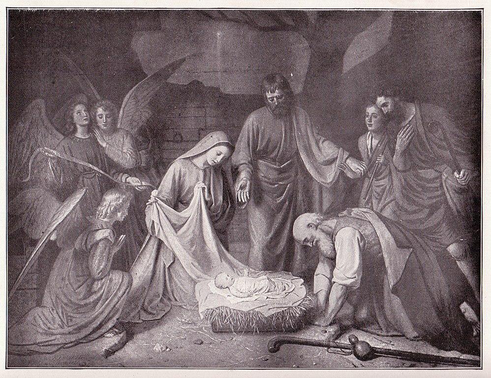 이 땅에 오신 예수님, 첫번째 성탄절에 관하여