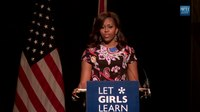 File:The First Lady Speaks in London on the Let Girls Learn Initiative.webm