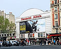 The Gaumont Cinema, Alesia, 14th Arrondissement, Paris April 2014.jpg