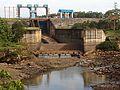 The Great ^ Wonderful Dam of Sengguruh, Kepanjen, Malang, East Java, Indonesia (View from Bridge Sengguruh Baru) - panoramio.jpg