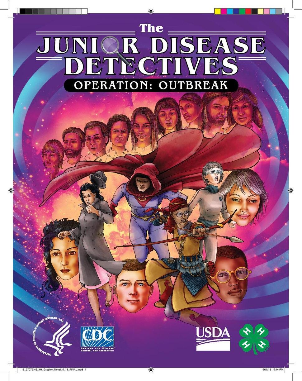 The Junior Disease Detectives - Operation Outbreak.pdf