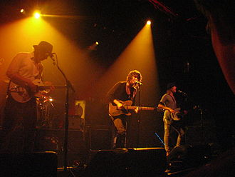 The Kooks - The Kooks at Irving Plaza, 11 May 2007