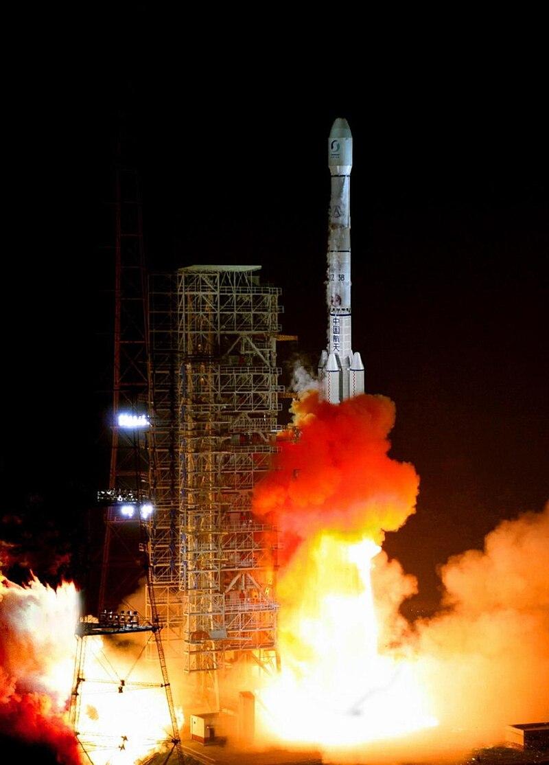 The Launch of Long March 3B Rocket.jpg