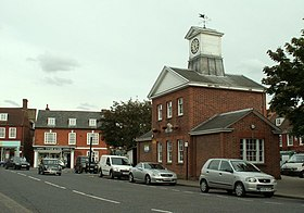 The Market House Clock Tower - geograph.org.uk - 511758.jpg
