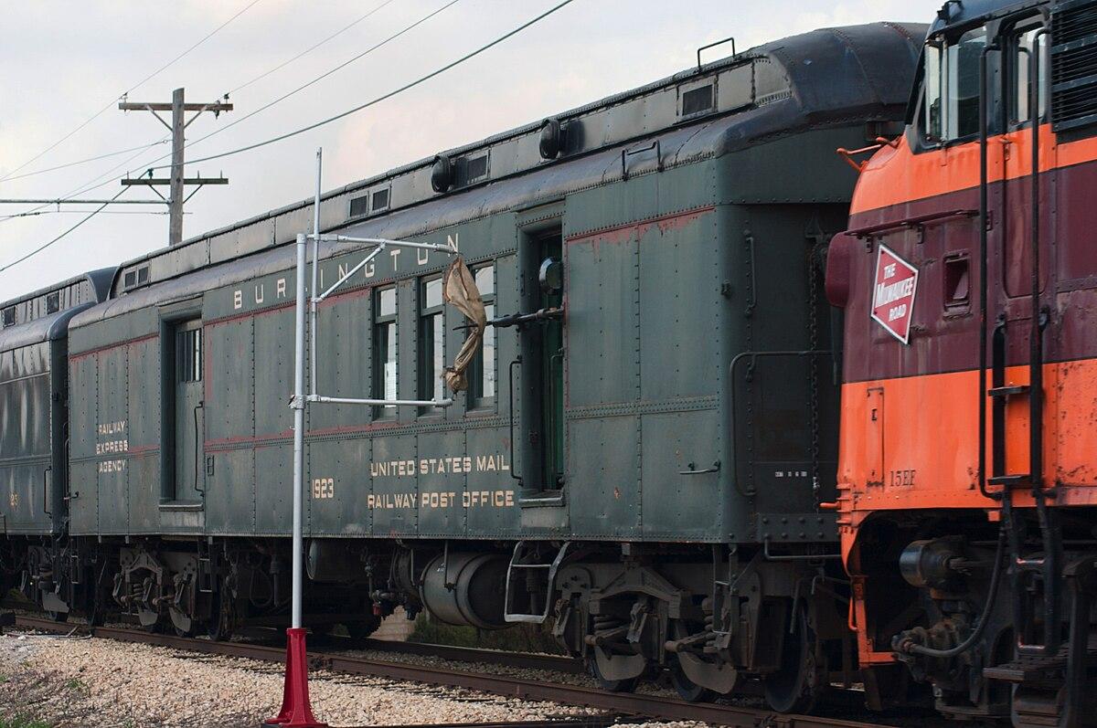 Railway Post Office Wikipedia