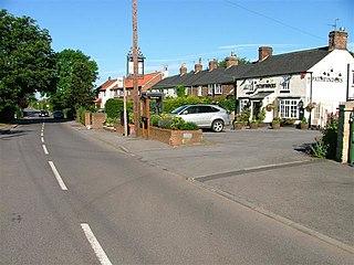 Maltby, North Yorkshire village in United Kingdom