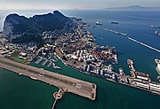 The Port of Gibraltar Aerial View from the North West-2 (cropped).jpg