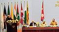 The Prime Minister, Shri Narendra Modi addressing the inaugural session of the 18th SAARC Summit, in Kathmandu, Nepal, on November 26, 2014.jpg