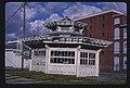 The Round House Hot Dog Stand (1924), Whitesboro Street, Utica, New York LOC 38051634794.jpg