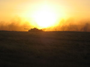 Royal Dragoon Guards - The RDG on exercise in Canada, 2004