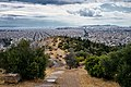 The Saronic Gulf from Philopappos Hill on May 28, 2020.jpg