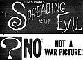 The Spreading Evil (1918) - 1.jpg