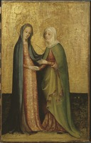 The Visitation (Laurentiusmästaren) - Nationalmuseum - 21904.tif