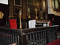 The altar at St Martin, Ludgate Hill - geograph.org.uk - 1808711.jpg