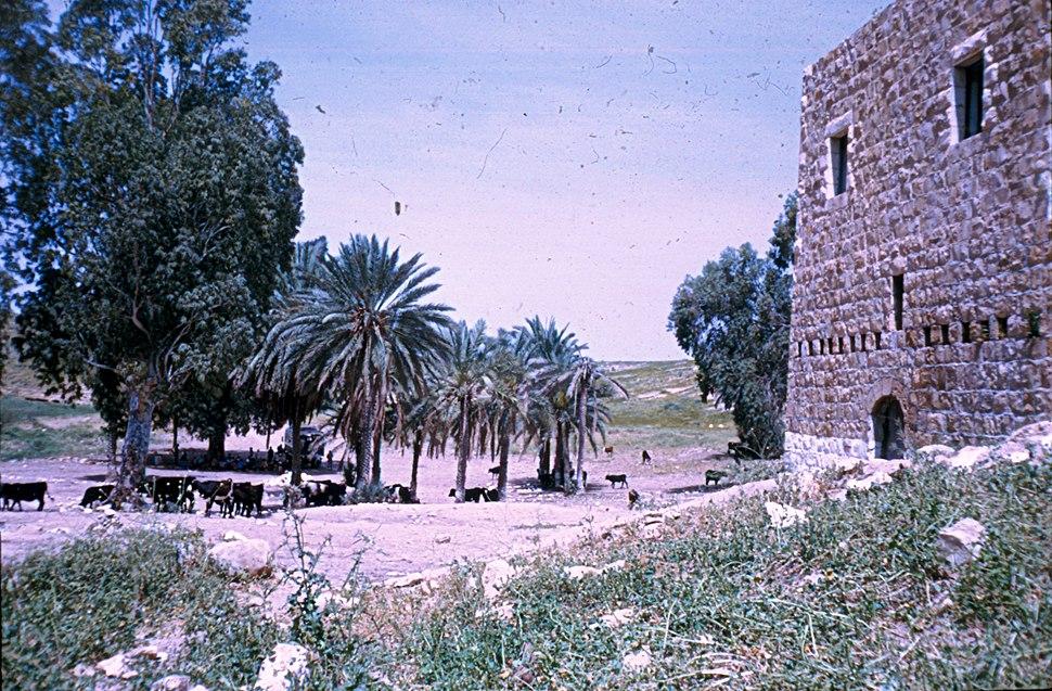 The building of Hamam el Maleh