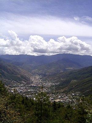 Thimphu District - Thimphu district