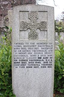 George Macdonald (archaeologist) Scottish archaeologist and numismatist
