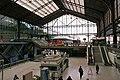The interior and concourse of Principe Pio (5553162546).jpg