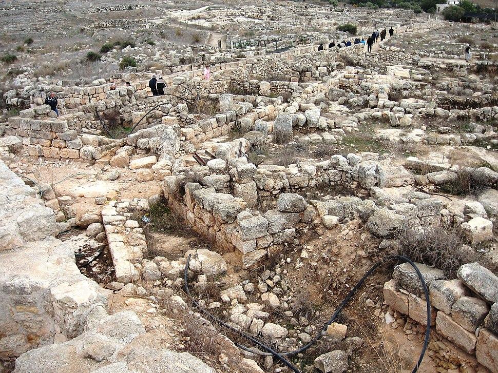 The old jewish village