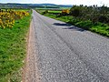 The road from Drum to Garlogie, looking south - geograph.org.uk - 628109.jpg
