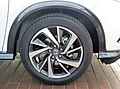 The tire wheel of Honda VEZEL TOURING・Honda SENSING (DBA-RU1).jpg