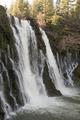 The waterfall at MacArthur-Burney Falls Memorial State Park in California LCCN2013630784.tif