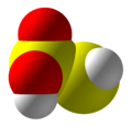 Thiosulfurous acid Space Fill.png