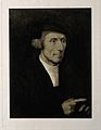 Thomas Linacre. Photogravure after Q. Metsys. Wellcome V0003576.jpg